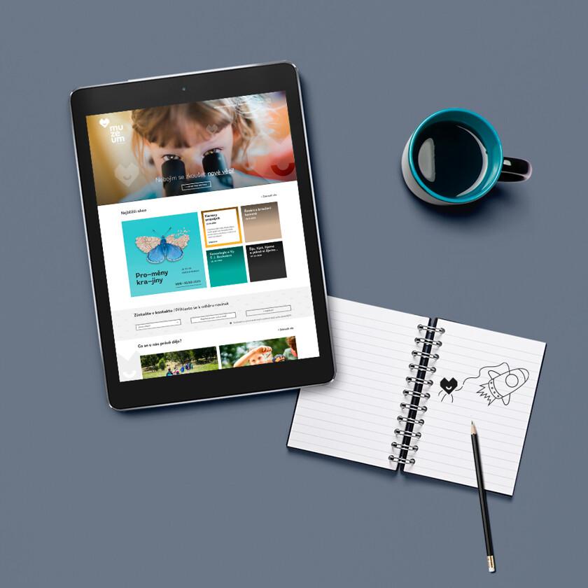 Webová prezentace