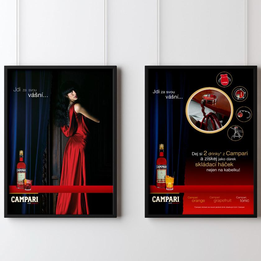 Campari 2009<br/>Jdi za svou vášní