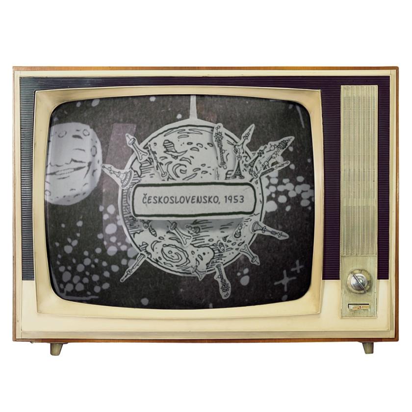 Satelitní odysea