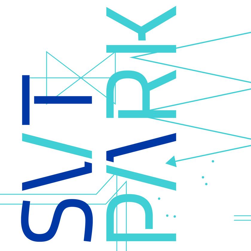 Nový logotyp a vizuální styl pro SVT Park